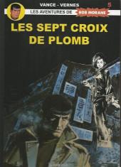 Bob Morane 9 (Divers) -22TL- Les sept croix de plomb