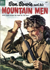Four Color Comics (Dell - 1942) -626- Ben Bowie and His Mountain Men