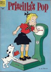 Four Color Comics (Dell - 1942) -630- Priscilla's Pop