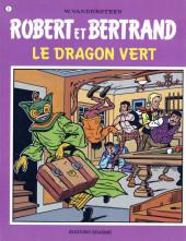 Robert et Bertrand -3- Le dragon vert