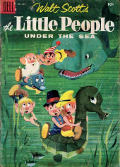 Four Color Comics (Dell - 1942) -633- The Little People Under the Sea