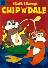 Four Color Comics (Dell - 1942) -636- Walt Disney's Chip 'n' Dale