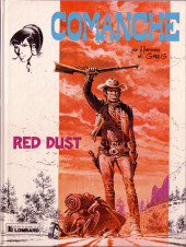 Comanche -1a83a- Red dust