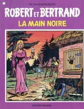 Robert et Bertrand -2- La main noire