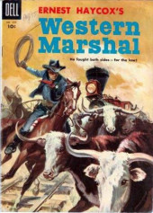 Four Color Comics (Dell - 1942) -640- Ernest Haycox's Western Marshal