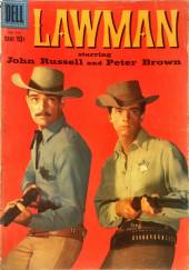 Four Color Comics (Dell - 1942) -970- Lawman
