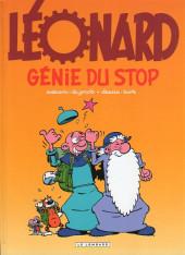 Léonard -41Été2019- Génie du stop