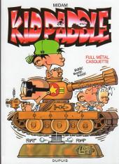 Kid Paddle -4Été19- Full métal casquette