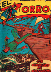 El Zorro -1- Un caballero de California