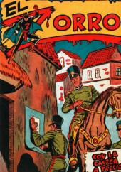 El Zorro -3- Con la cabeza a precio
