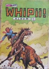 Whipii ! (Panter Black, Whipee ! puis) -Rec18- Album N°18 (du n°50 au n°52)