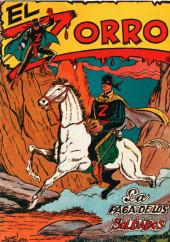 El Zorro -4- La paga de los soldados