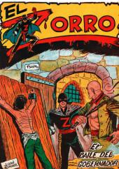 El Zorro -5- El baile del gobernador