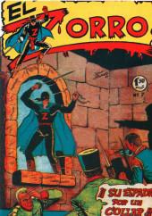 El Zorro -7- ¡¡Su espada por un collar!!