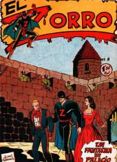 El Zorro -8- Un fantasma en el palacio