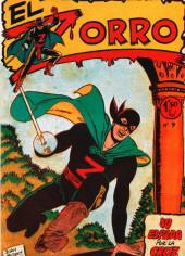 El Zorro -9- Su espada por la cruz