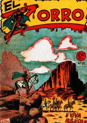 El Zorro -10- ¡¡Viva Méjico!!