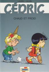 Cédric -6Zwan- Chaud et Froid
