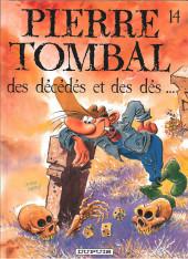 Pierre Tombal -14a2003- Des décédés et des dés...