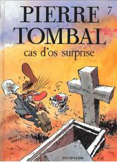 Pierre Tombal -7a2002- Cas d'os surprise