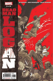 Dead Man Logan (2019) -8- Welcome Back, Logan: Part 2