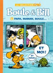 Boule et Bill -15- (Collection Eaglemoss) -4818- Papa, maman, Boule... et moi !