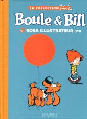 Boule et Bill -15- (Collection Eaglemoss) -5050- Roba illustrateur (1/3)