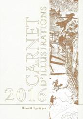 (AUT) Springer - Carnet d'illustrations 2016