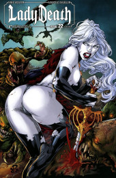 Lady Death (2010) -22- Issue 22