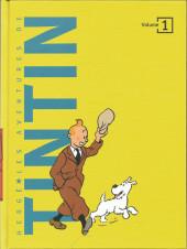 Tintin (France Loisirs 2018) -1- Volume 1