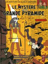 Blake et Mortimer (Les Aventures de) -4b1996b- Le Mystère de la Grande Pyramide - Tome 1