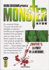 Monster (Urasawa) -15- La porte de la mémoire