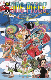 One Piece -91- Aventure au pays des samouraïs