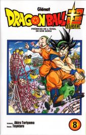Dragon Ball Super -8- Prémices de l'éveil de Son Goku