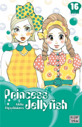 Princess Jellyfish -16- Tome 16