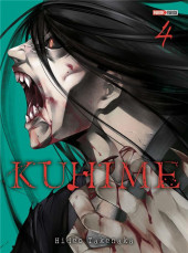 Kuhime -4- Tome 4