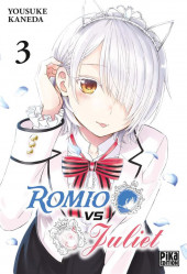 Romio VS Juliet -3- Tome 3