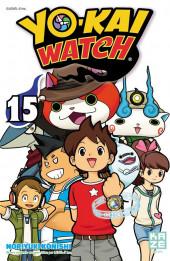 Yo-Kai watch -15- Tome 15