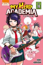 My Hero Academia -19- La fête de Yuei