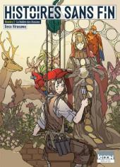 Histoires sans fin (Hirasawa) -2- Le théâtre des illusions
