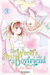 World's Best Boyfriend (The) -3- Tome 3