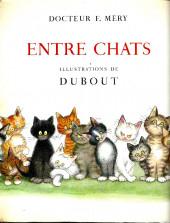 (AUT) Dubout - Entre chats