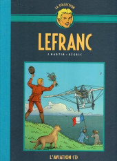 Lefranc - La Collection (Hachette) -I- L'aviation (1)