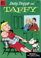 Four Color Comics (Dell - 1942) -646- Dotty Dripple and Taffy