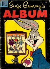 Four Color Comics (Dell - 1942) -647- Bugs Bunny's Album
