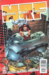 Magnus, Robot Fighter (1997) -3- Tomorrow Never Knows