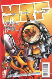 Magnus, Robot Fighter (1997) -6- Father's Day!