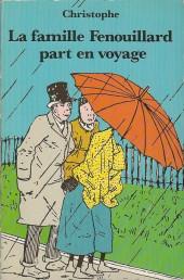 La famille Fenouillard -Poch- Part en voyage