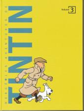 Tintin (France Loisirs 2018) -3- Volume 3