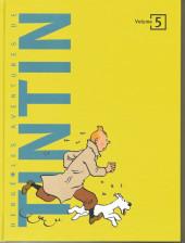 Tintin (France Loisirs 2018) -5- Volume 5